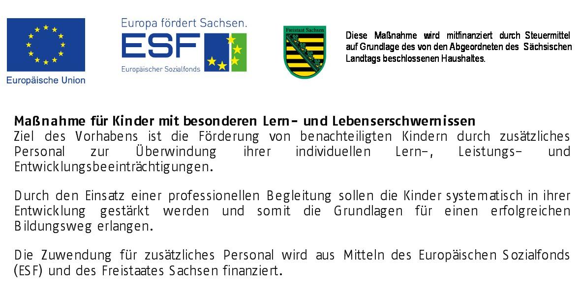 Logo Projekt ESF4